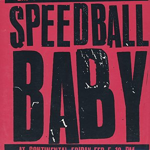 Image for 'Speedball Baby'