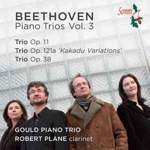 Image for 'Beethoven: The Complete Piano Trios, Vol. 3'
