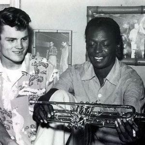 Imagen de 'Chet Baker & Miles Davis'