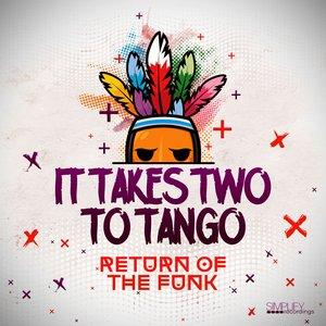 """Return of the Funk""的封面"