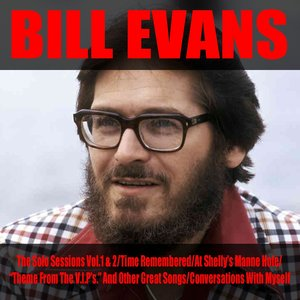 Image for 'Bill Evans, Vol. 1 - 2 (The Solo Sessions)'