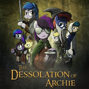 Image for 'The Dessolation of Archie'