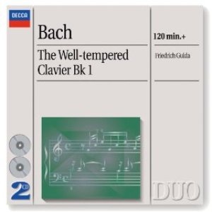 Image pour 'Bach, J.S.: The Well-tempered Clavier Bk I'