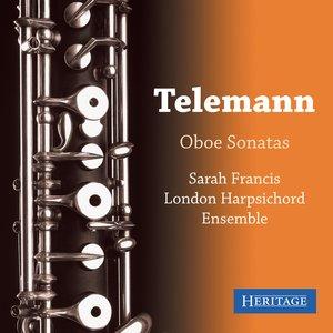 Image for 'Telemann: Oboe Sonatas'