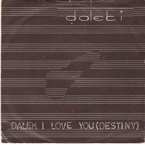 Image pour 'Dalek I Love You (Destiny)'