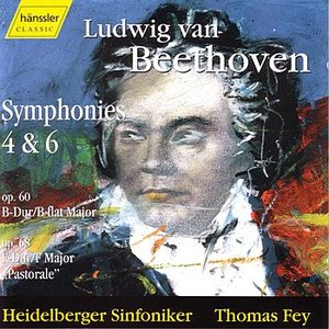 Image for 'Beethoven Symphonies Nos. 4 & 6'