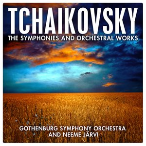 Image pour 'Tchaikovsky: The Symphonies and Orchestral Works'