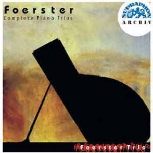 Image for 'Foerster: Piano Trios'