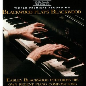 Image for 'Blackwood Plays Blackwood'