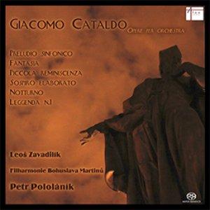 Bild för 'Giacomo Cataldo - Opere per orchestra'