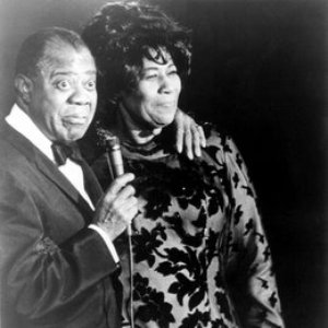 Image for 'Ella Fitzgerald with Louis Armstrong'