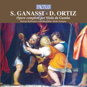 Image for 'Opere complete per Viola da Gamba'