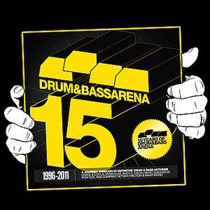 Image pour 'Drum&BassArena: 15 Years (DJ Mix)'