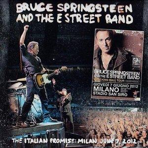 Image for 'The Italian Promise: Milan, June 7, 2012'