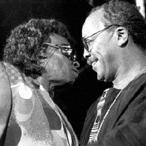 Image for 'Miles Davis & Quincy Jones'