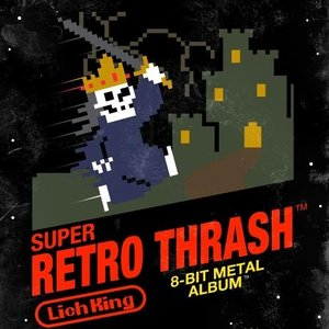 Image pour 'Super Retro Thrash'