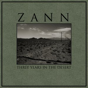 Image for 'Three Years in the Desert'