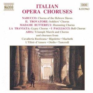 Image for 'Italian Opera Choruses'