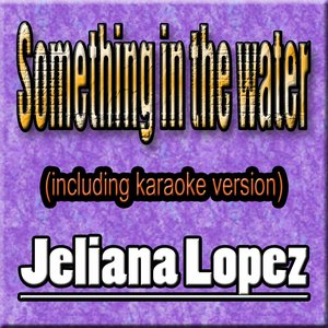 Image for 'Something In the Water'