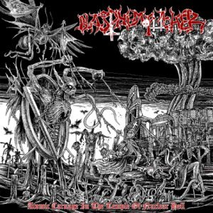 Immagine per 'Atomic Carnage in the Temple of Nuclear Hell'