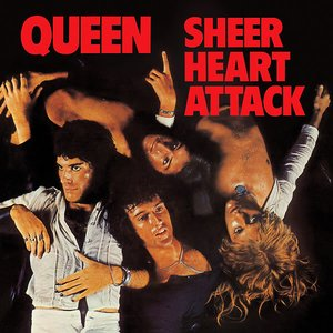 Image for 'Sheer Heart Attack'