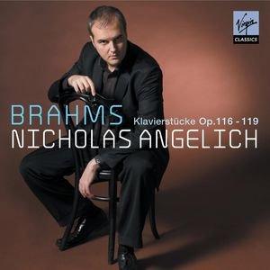 Image for 'Brahms Klavierstucke Op.116-119'