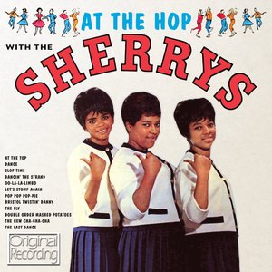 Image for 'At The Hop With The Sherrys'
