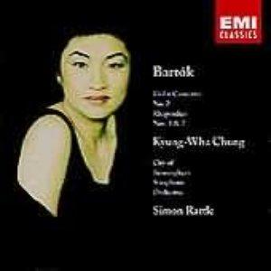 Image pour 'Bartók: Violin Concertos Nos. 1 & 2'