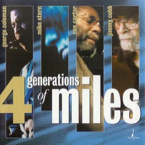 Image for '4 Generations Of Miles'