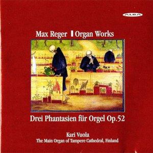 Image for 'Reger: Organ Works'