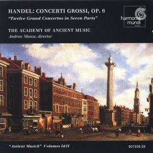 Image for 'Handel: Concerto Grosso Op. 6, No. 02 in F major (HWV 320): Andante larghetto'
