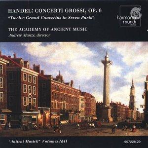 Image for 'Handel: Concerto Grosso Op. 6, No. 07 in B-flat major (HWV 325): Andante'