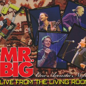 Image for 'Live From The Living Room'