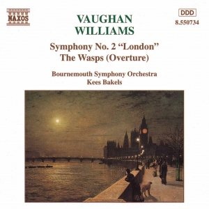 Image for 'VAUGHAN WILLIAMS: Symphony No. 2, 'London' / The Wasps Overture'