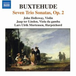 Image pour 'Buxtehude: Chamber Music (Complete), Vol. 2 - 7 Trio Sonatas, Op. 2'