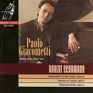 Image for 'R. Schumann: Humoreske In B Flat Major / Toccata In C Major / Phantasiestücke'