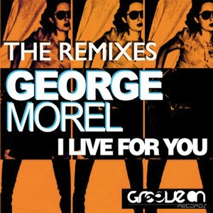 Image for 'I Live For You,The Remixes'
