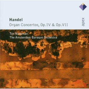 Image pour 'Handel : Organ Concerto in F major Op.4 No.4 HWV292 : I Allegro'