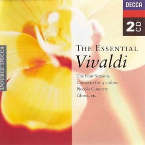Image for 'The Essential Vivaldi'