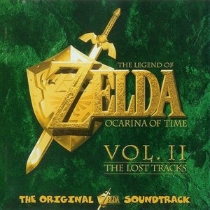 Image for 'The Legend of Zelda: Ocarina of Time, Volume II: The Lost Tracks'
