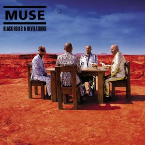 Immagine per 'Black Holes And Revelations (Updated 09 version)'