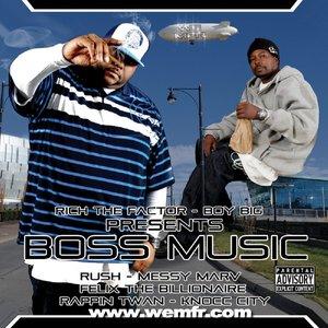 Image for 'Boss Music'