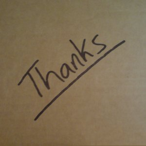 Image for 'Thanks'