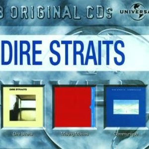 Image for 'Dire Straits 3 Original CD's'