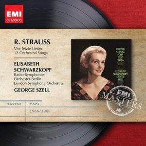 Image for 'R. Strauss: Vier Letzte Lieder - 12 Orchestral Songs'