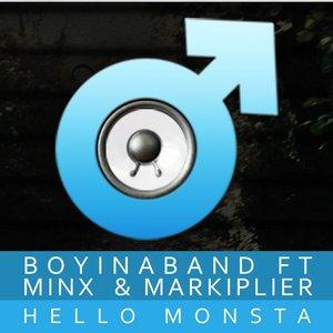 Image for 'Hello Monsta (feat. Markiplier)'
