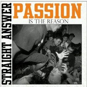 Immagine per 'Passion is the reason'