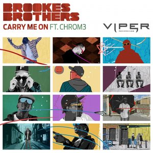 Image for 'Carry Me On (feat. Chrom3)'