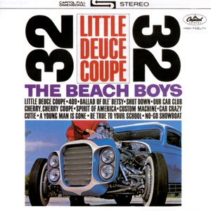 Image for 'Little Deuce Coupe & All Summer Long'