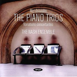 Image for 'Mendelssohn - The Piano Trios; Variations Concertantes'